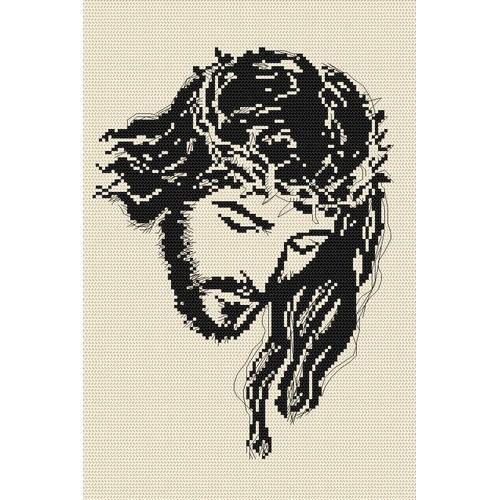Z 4000 Cross stitch kit - Jesus