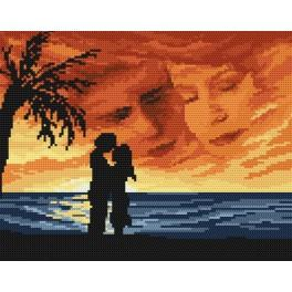 Z 4657 Cross stitch set