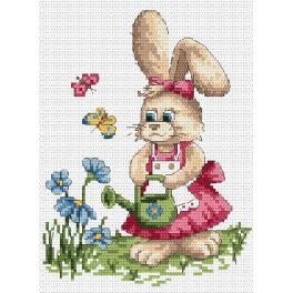 Z 4830 Cross stitch set