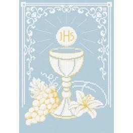 Z 8631 Cross stitch kit - First Holy Communion