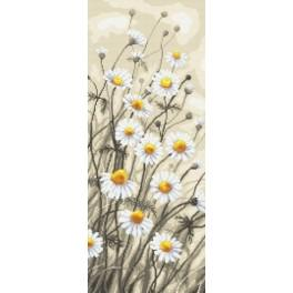 Cross stitch kit - Camomile in the wind