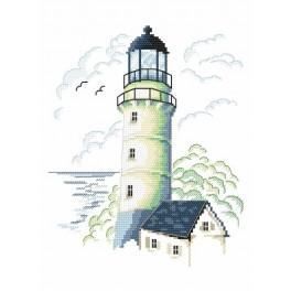 Cross stitch kit - Lighthouse