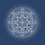 Cross stitch kit - Lace fantasies