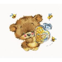 ZTC 218 Cross stitch set