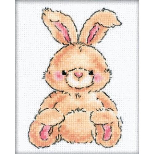 ZTH 193 Cross stitch kit - Bunny