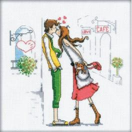ZTM 163 Cross stitch set