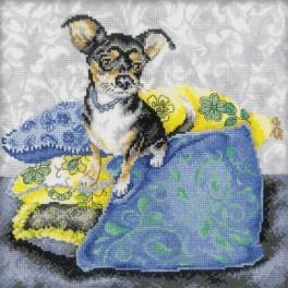 Cross stitch kit - Pet