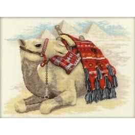 Cross stitch kit - Camel