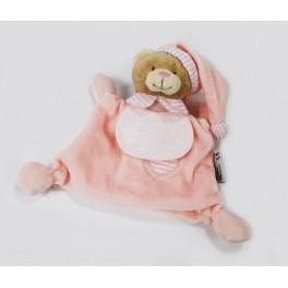 Huggy bear in pyjamas