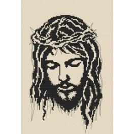 Kit with beads - Jesus wearing a crown of thorns