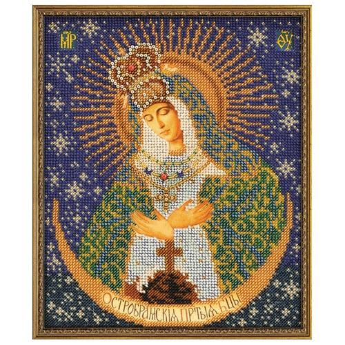 Kit with beads - Our Lady of the Gate of Dawn