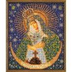 ZTRB 161 Kit with beads - Our Lady of the Gate of Dawn