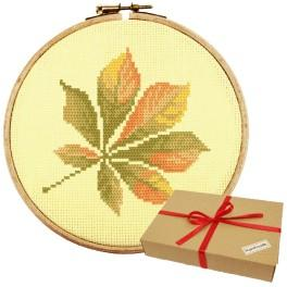 Gift kit - Chestnut leaf