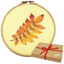 Gift kit - Rowan leaf