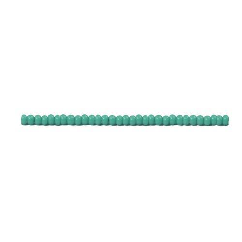 Preciosa natural opaque beads Rocailles (1,5mm)