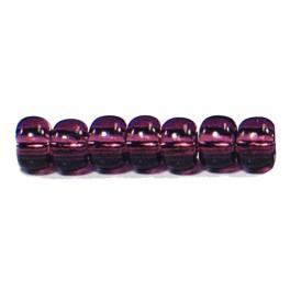 Preciosa transparent beads Rocailles (5 mm)