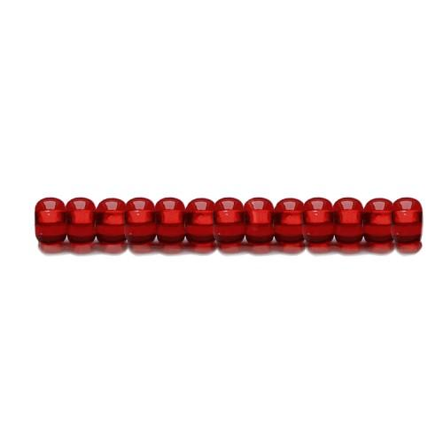 P 97090S-6 Preciosa silver-lined beads Rocailles (4,2mm)