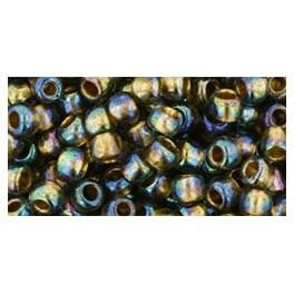 TOHO transparent beads 6