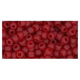 TOHO transparent beads 8