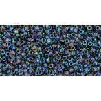TOHO beads Inside-Color (rainbow) 15