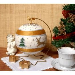Cross stitch kit - Christmas ball