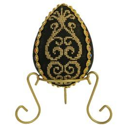 Cross stitch kit - Egg with arabesque