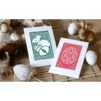 Cross stitch kit - Easter card - Rabbit