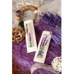 Cross stitch kit - Bookmarks - Smelling lavender