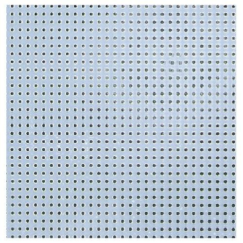 Plastic canvas, sheet 54/10cm (14 ct) transparent
