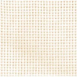 AIDA 54/10cm (14 ct) - sheet 20x25 cm ecru