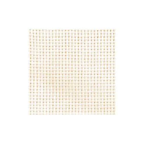 AIDA 54/10cm (14 ct) - sheet 30x40 cm ecru
