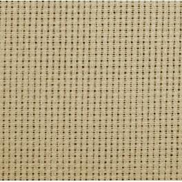 AIDA 54/10cm (14 ct) - sheet 30x40 cm cappuccino