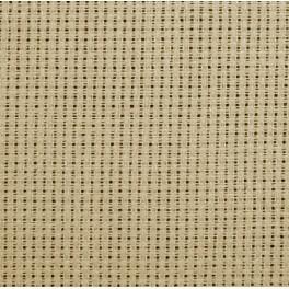 AIDA 64/10cm (16 ct) - sheet 40x50 cm cappuccino