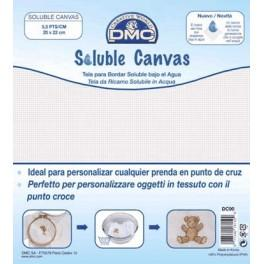 Water soluble canvas 54/10cm (14 ct) – 20x22 cm