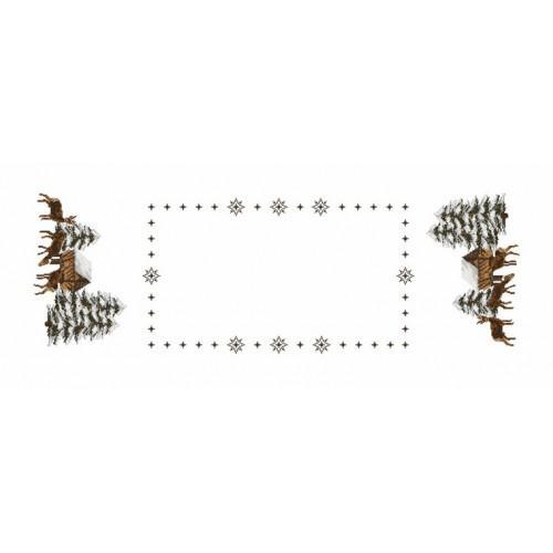 ZU 2239 Cross stitch set