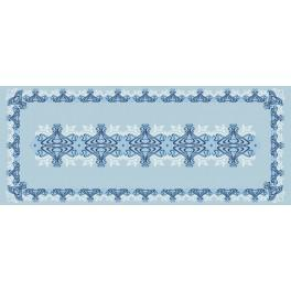 ZU 8527 Cross stitch set