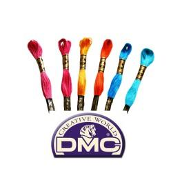 DMC cotton threads