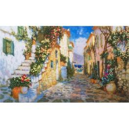 Ribbon set - Picturesque alley