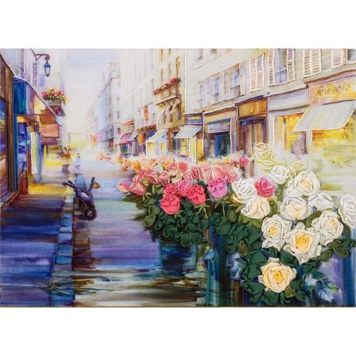 Ribbon set - Paris street
