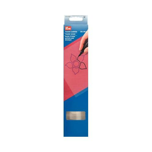 PRYM 610-460 Transparent perforated foil for carrying patterns