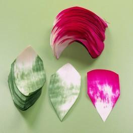 Osikowe wióry - zestaw - Płatki Róża