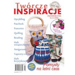 """""""Twórcze Inspiracje"""" 2-3/2016, ISSN 2449-6987"""