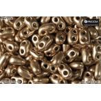 P 01770Twin Preciosa beads Twin (2,5x5mm)