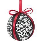 Cross Stitch pattern - Christmas ball - Lace