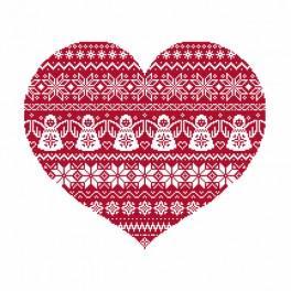 W 8875 ONLINE pattern pdf - Scandinavian heart