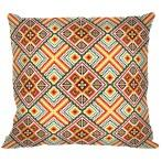 Graphic pattern – Pillow - Colourful squares
