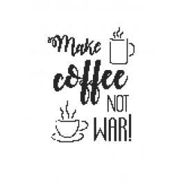 W 8885 Pattern ONLINE - Coffee
