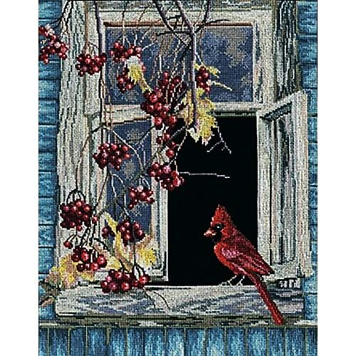 Zestaw z muliną - Old window
