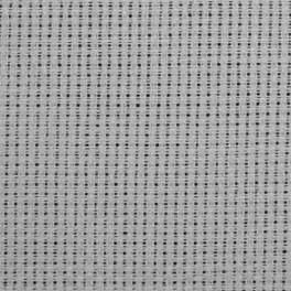 AIDA 64/10cm (16 ct) - sheet 20x25 cm grey