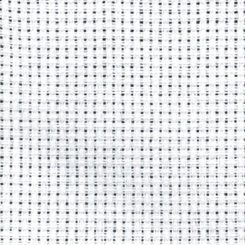 AIDA 54/10cm (14 ct) - sheet 15x20 cm white
